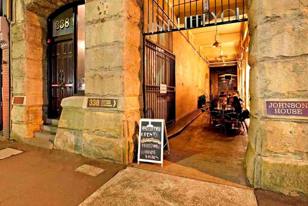Since I Left You - laneway bars Sydney