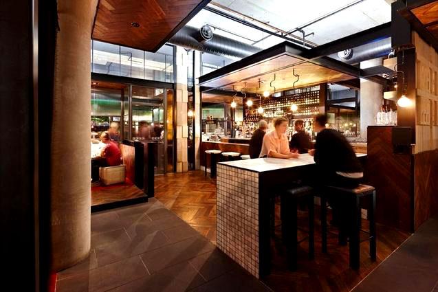 Ludlow <br/>Modern Riverside Restaurants