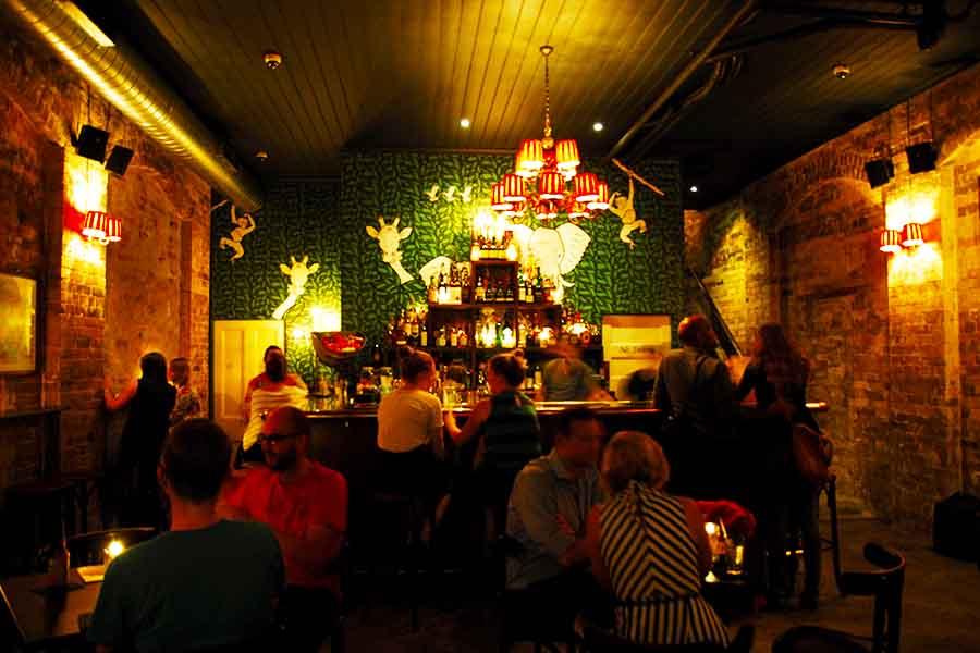 The Wild Rover - unique bars Sydney