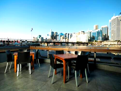 The watershed - top bars Sydney