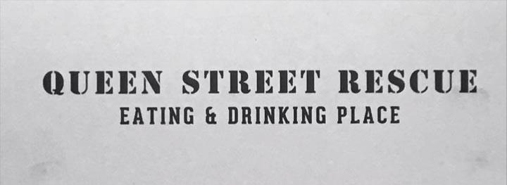 Queen Street Rescue <br/> Modern Australian Restaurants