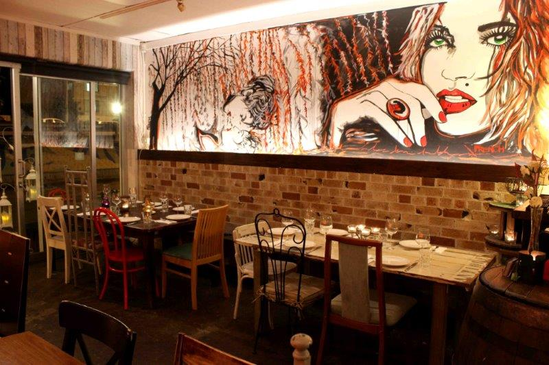Willow Dining Room <br/> Best Tapas Restaurants
