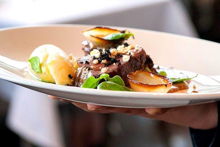 GOMA top restaurant-function space- brisbane