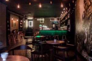 Bibliotecha Bar & Book Exchange - Best Bars Adelaide