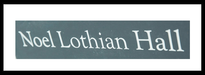 Noel Lothian Hall <br/> Unique Function Venues