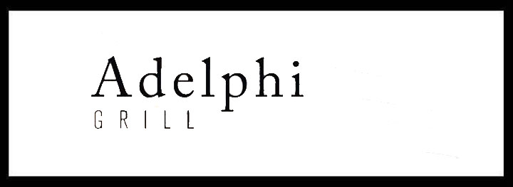 Adelphi Grill <br/> Group Dining Restaurants