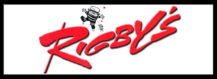 Rigby's Bar & Bistro – Venue Hire