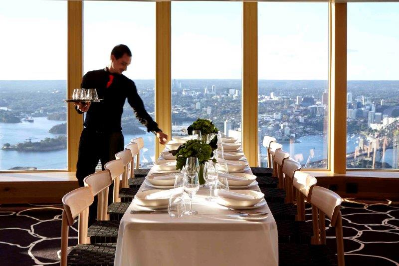 STUDIO Sydney Tower - Unique Function Venue Hire Sydney