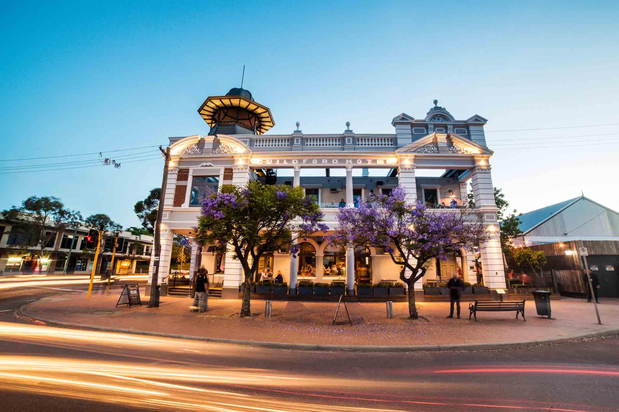 The Guildford Hotel - Bars Perth