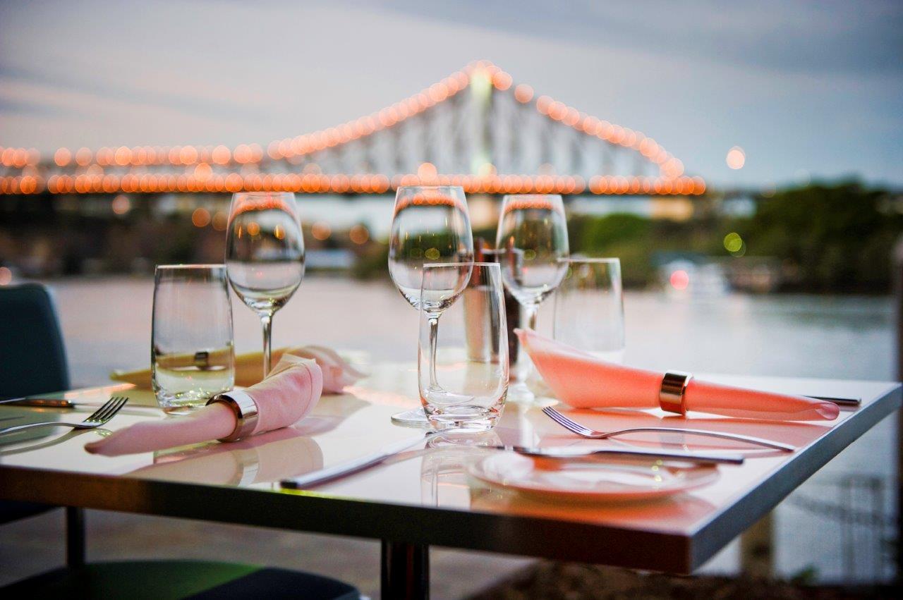 Alchemy Bar & Restaurant - Waterfront Restaurants Brisbane