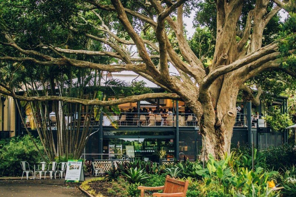 Botanic Gardens Restaurant - Function Venues Sydney