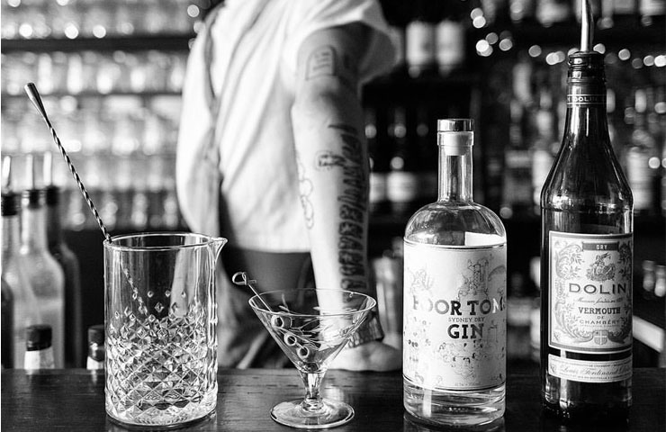 Corridor-bar-Best-Newtown-bars-sydney-2017