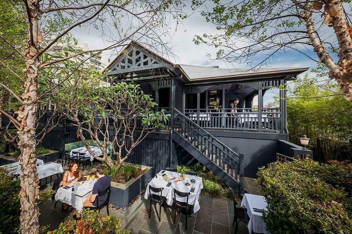 Spicers Balfour Hotel Kitchen - Restaurant Brisbane