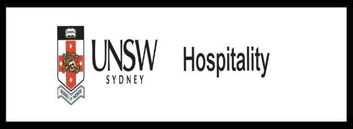 UNSW Hospitality <br/> Large Event Venues