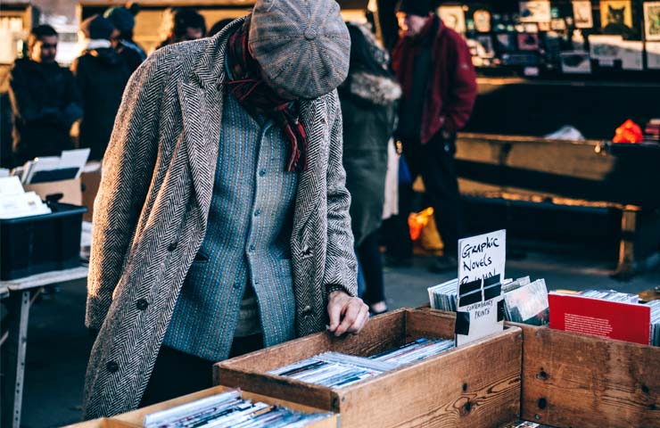fed-square-book-markets-melbourne-to-do-weekend-best-top-food-drinks-drink-shopping-vintage-secondhand-homemade