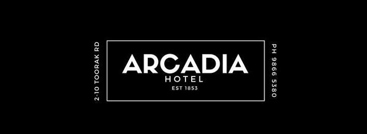 Arcadia Hotel <br/> Rooftop Function Venues
