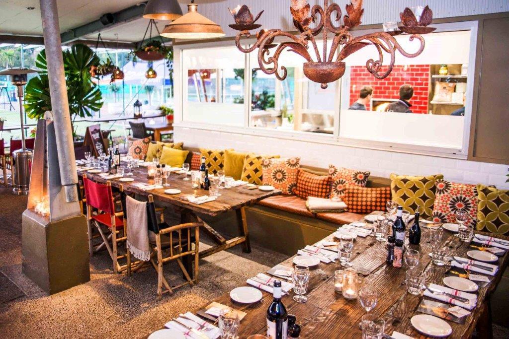 Saint Lucy Caffe E Cucina <br/> Cafe Venue Hire