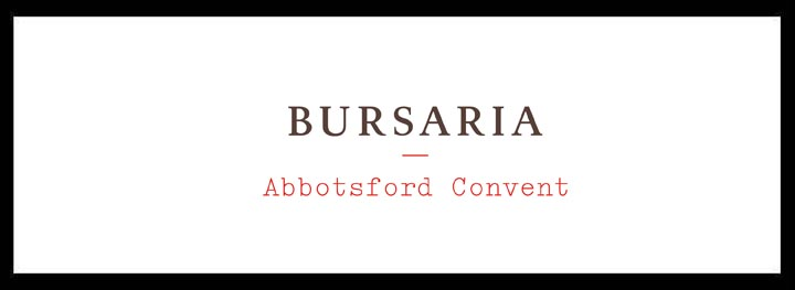The Abbotsford Convent <br/> by Bursaria