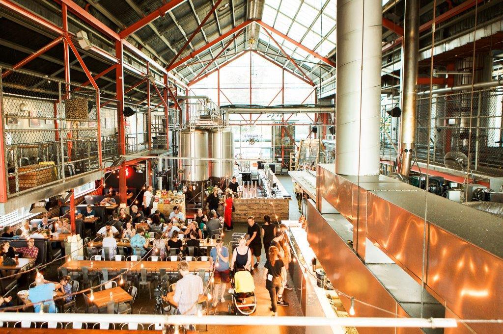 Little Creatures <br/> Brewery Function Venues