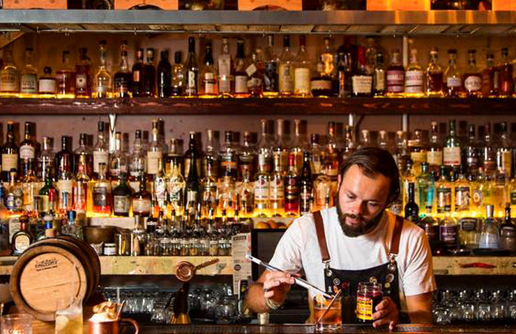 sydney-date-cbd-ideas-bar-hidden-stitch-cocktails-food-drinks-beer-fun-night