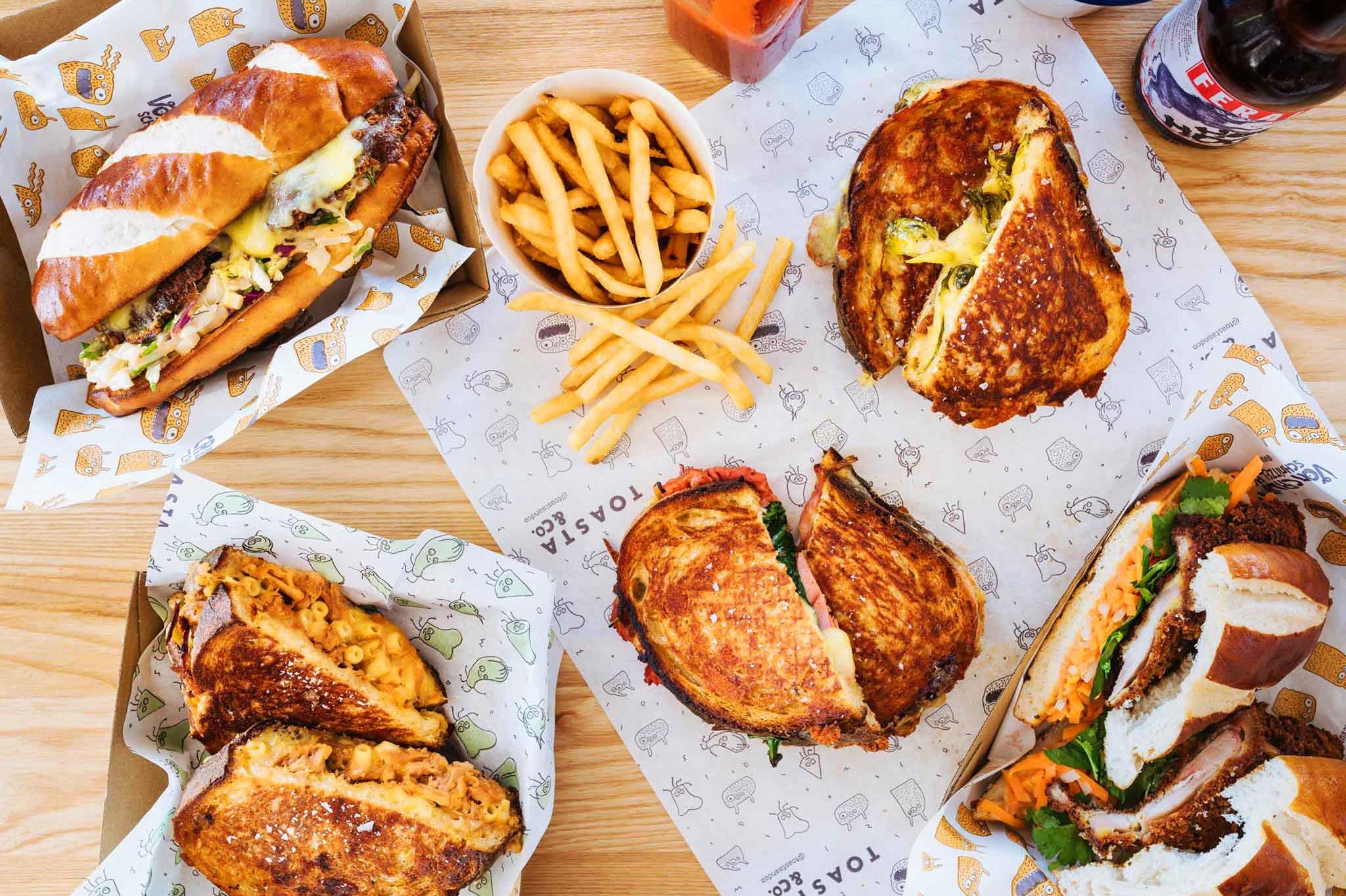 Best Food Trucks Melbourne
