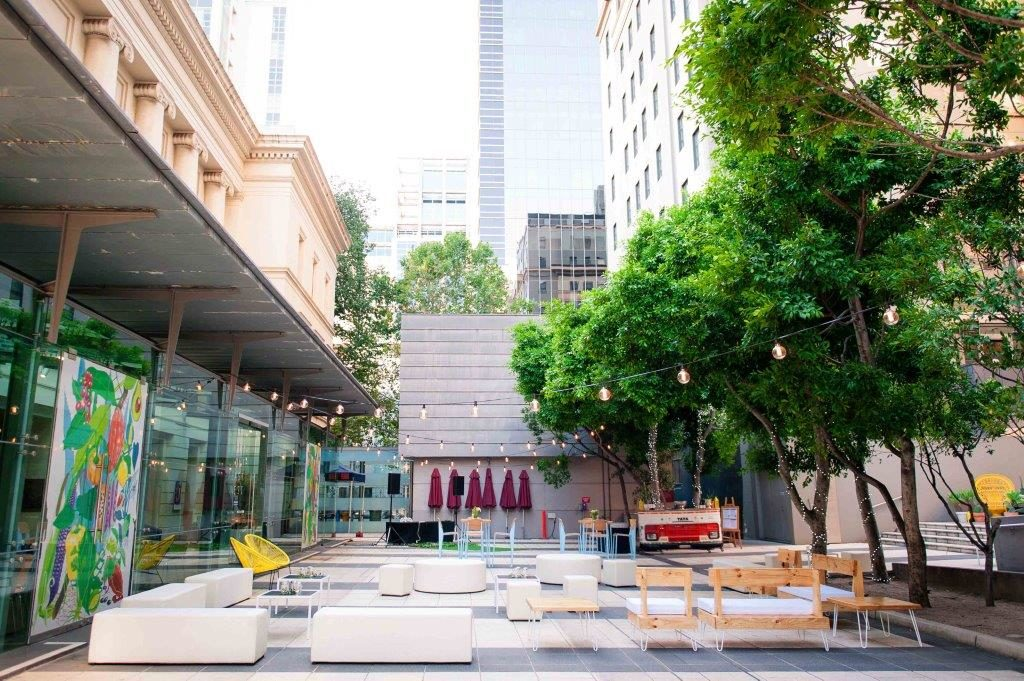 Motel-Baja-Function-Venues-Melbourne-Rooms-CBD-Venue-Hire-Large-Outdoor-Courtyard-Immigration-Museum-Flinders-St-Cocktail-Corporate-Wedding-Dining-Birthday-Party-002