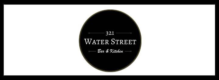 321 Water Street – Best Outdoor Cafes
