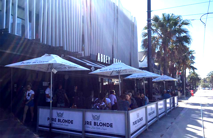Abbey Road - St Kilda - Bar - Best - Top - Melbourne - Restaurant