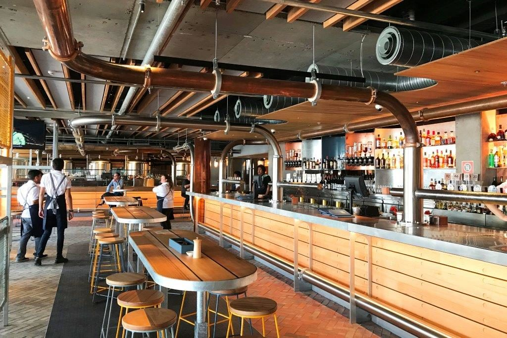 All Hands Brewing House - Cool function venues Sydney