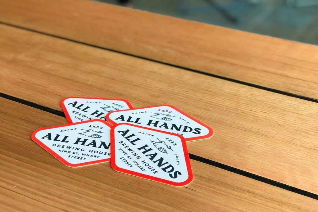 All Hands Brewing House - Function Venue Sydney