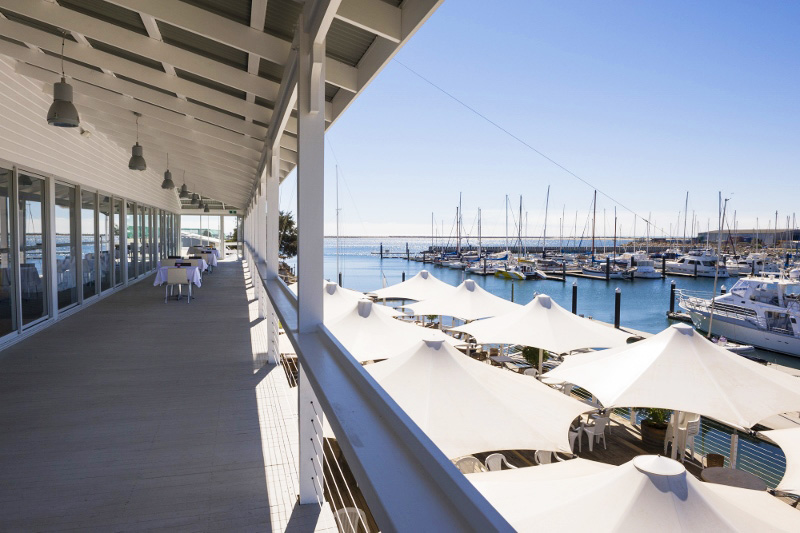 Royal SA Yacht Squadron <br/> Waterfront Venue Hire