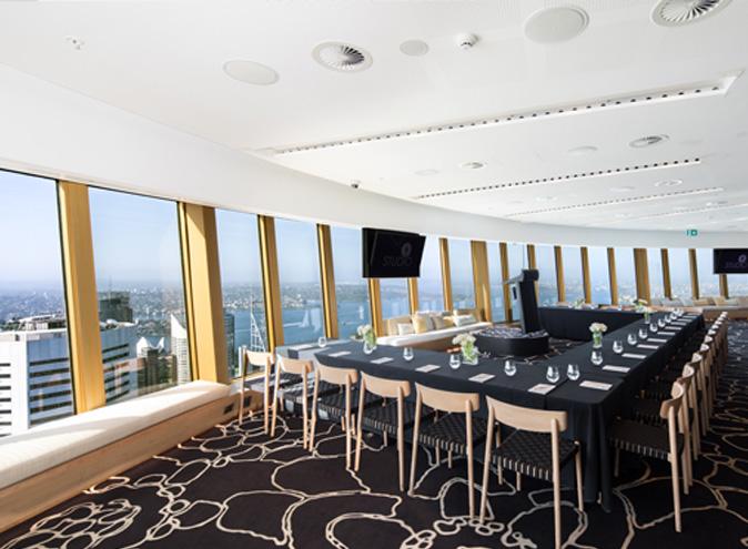 STUDIO-Sydney-Tower-Venue-Hire-Function-Rooms-CBD-Venues-Meetings-Party-Weddings-Birthday-Corporate-Room-Event-Breakfast-aaaa