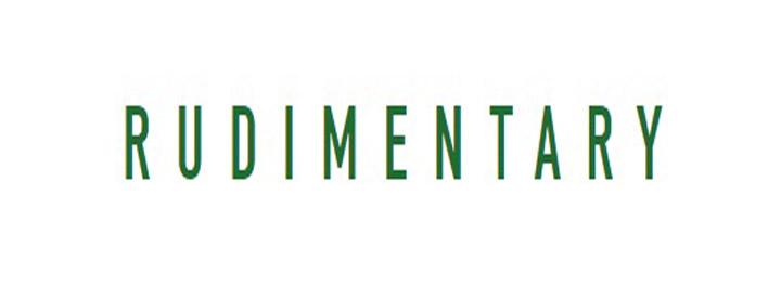 Rudimentary <br/> Contemporary Cafes