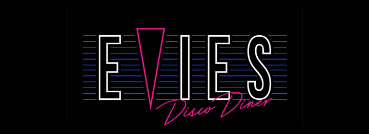 Evie's Diner & Bar <br/> Retro Themed Bars