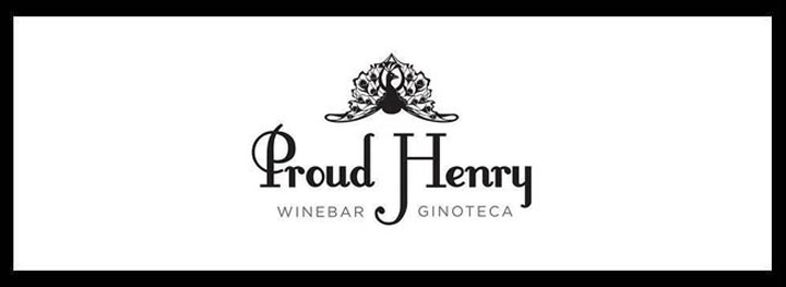 Proud Henry <br/> Outdoor Gin Bars