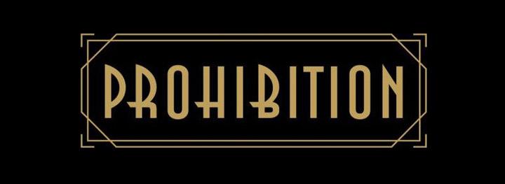 Prohibition <br/> Hidden Event Venues