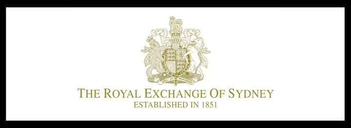 The Royal Exchange of Sydney <br/> Top CBD Bars