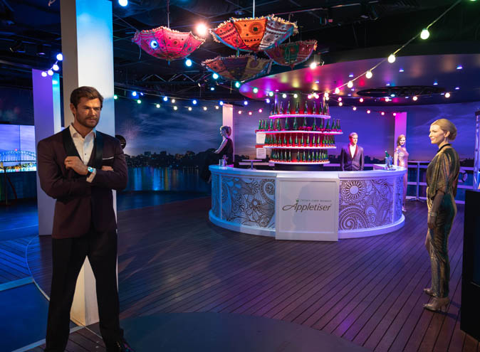 Madame Tussauds Sydney <br/> Fun Venue Hire