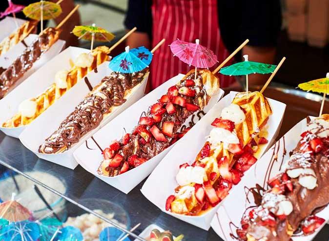 waffleland-night-noodle-market-brisbane-event-good-food-month-yum-waffle-top-best-nutella-2