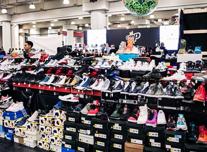 whats-on-guide-melbourne-august-event-week-events-sneaker-con-sneakers-shoes-sale-shop-shopping-trade-runners
