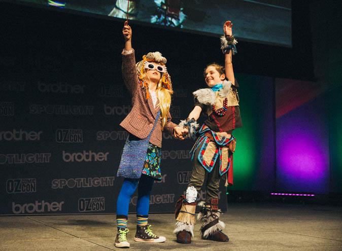 5-brisbane-sydney-oz-comic-con-events-weekend-cosplay-luna-lovegood-harry-potter-kids-dressups