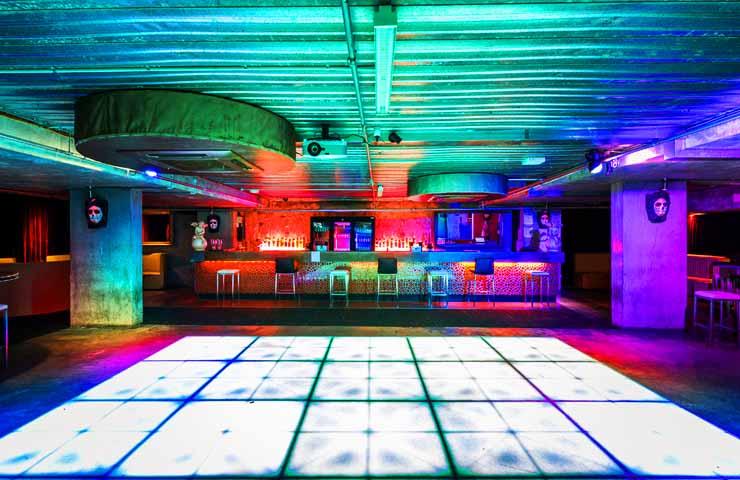 Hotel Barkly - Bar- St Kilda-Nightclub- Melbourne- Unique-hidden- club-drinks-music-best-clubbing-house music-djs-cool-popular