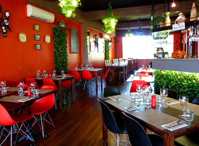 Colle Rosso restaurant red hill brisbane dining best top italian small cosy date intimate bistro european dining family 001