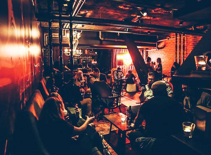 the den hidden bars melbourne function venues best