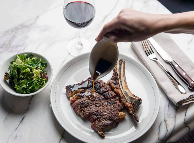 6 Angus And Bon Steak House Prahran Melbourne Lunch Express Menu Restaurant Great Deal Date Top Best Good Porterhouse Calamari Risotto Wine Bargain Decadent Offer Special Happy Hour