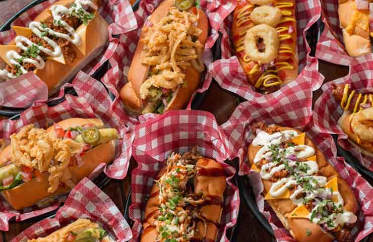 The Soda Factory Surry Hills American diner bar hotdogs Sydney top best good