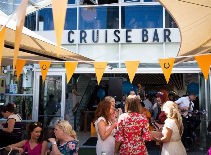 cruise bar sydney melbourne cup events