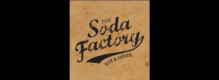 The Soda Factory <br/> Hidden Sydney Bar and Diner