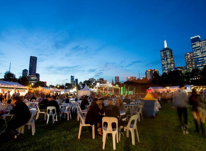 night noodle market best stalls melbourne