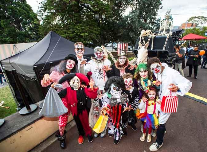 spooktober halloween melbourne stkilda october spooky scary costumes festival haunted hidden city secrets 2
